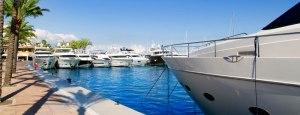 Puerto Portals Boats